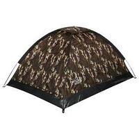 Палатка туристическая MILITARY 2, размер 205 х 150 х 105 см, 2-местная, однослойная