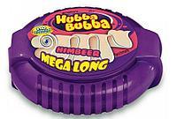 "Жевательная резинка Hubba Bubba ""Mega Long Himbeer"" малина 1 шт (блок 12шт)"