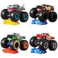 Hot Wheels: Monster Trucks. 1:64 машинка, в ассортименте