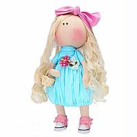 """Набор для шитья игровой куклы """"Мила"""""""