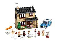 LEGO: Тисовая улица, дом 4 Harry Potter 75968