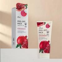 Маска-плёнка EKEL Peel-Off Pack Pomegranate с экстрактом граната, 180 мл