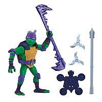TMNT: Rise of the Turtles. Фигурка Донателло со съемным панцирем 12 см