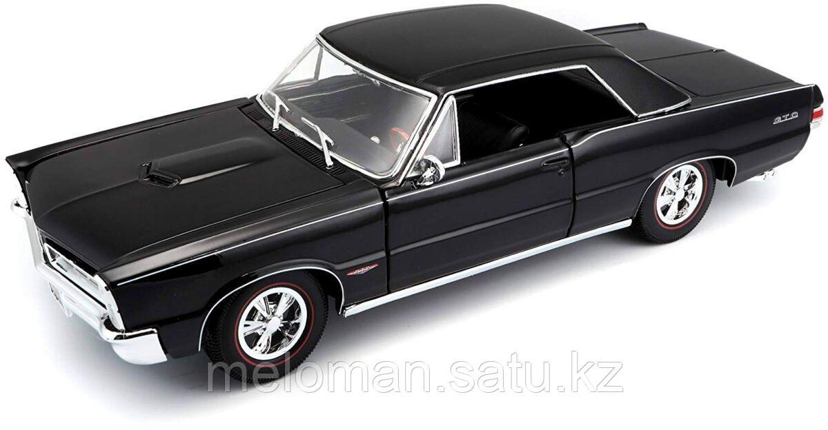 Maisto: 1:18 Pontiac GTO 1965 - фото 1
