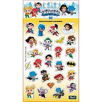 Наклейки объемные 110х200, DC Super Friends-1