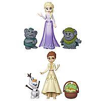 Disney Frozen: Игровой набор Холодное сердце 2 кукла и друг в ассортименте