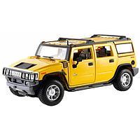 Maisto: 1:24 Hummer H2 SUV 2003