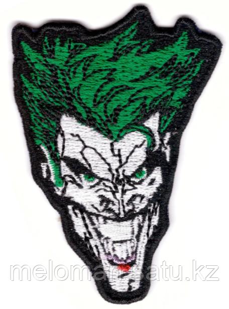 Наклейка-патч для одежды DC, Джокер 1 - фото 1
