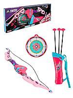 XWSport: Лук со стрелами розовый.