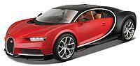 Maisto.Assembly Line: 1:24 Bugatti Chiron