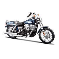 Maisto.Harley-Davidson: 1:12 FXDBI Dyna Street Bob 2006