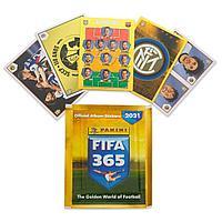 Наклейки PANINI FIFA 365-2021 (5 наклеек)