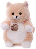 Lapkin: Толстый кот 20см персиковый