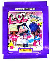 Пакетик L.O.L. Surprise 3 с 5-ю наклейками