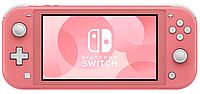 Игровая консоль Nintendo Switch Lite Coral Pink
