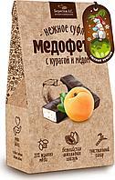 Galagancha Медофеты Суфле с курагой и медом в шок. глазури, 150г