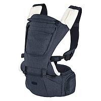 Chicco: Рюкзак-переноска Hip Seat Denim