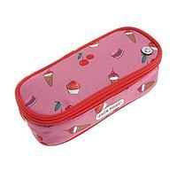 Пенал школьный/ пенал для девочки/ пенал классический к рюкзаку Cherry Pop