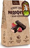 Galagancha Медофеты Суфле с лесной клубникой в шок. глазури, 150г