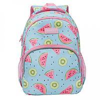 Рюкзак школьный для девочки Арбуз-Киви