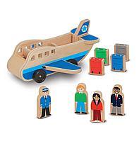 Melissa & Doug: Игровой набор Аэроплан