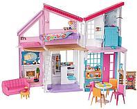 """Barbie: Домик для кукол """"Барби"""" Малибу"""
