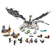 LEGO: Дракон чародея-скелета Ninjago 71721