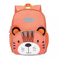 Рюкзак для дошкольников для мальчика Kids Тигр