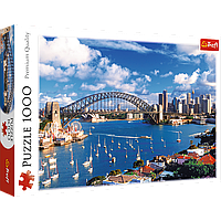 "TREFL: пазл ""Порт Джексон, Сидней"", 1000 деталей"