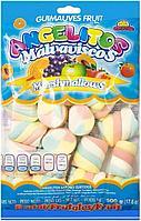 Маршмеллоу Guandy косички фруктовый (гигант) 500г