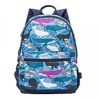 Рюкзак подростковый для девочки Киты