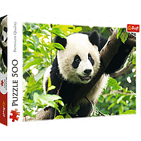"TREFL: пазл ""Панда"", 500 деталей"