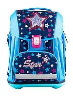 Школьный рюкзак Звезды, для девочки, детский с 3D рисунком