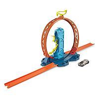 Hot Wheels: Track Builder. Игровой набор Большая петля