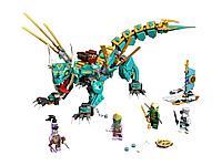 LEGO: Дракон из джунглей Ninjago 71746