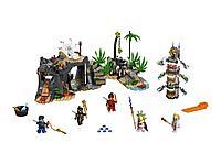 LEGO: Деревня Хранителей Ninjago 71747