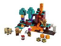 LEGO: Искажённый лес Minecraft 21168