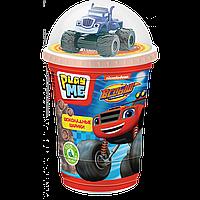 PLAY ME Вспыш и чудо-машинки Шоколадные шарики с игрушкой 50г