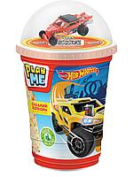 PLAY ME Hot Wheels Сладкий попкорн с игрушкой 50г