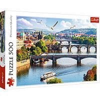 "TREFL: пазл ""Прага, Чехия"", 500 дет."