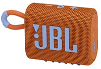 Портативная акустика JBL GO 3, оранжевая