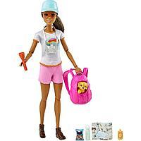Barbie: Wellness: Игр.н-р Barbie Фитнес, брюнетка