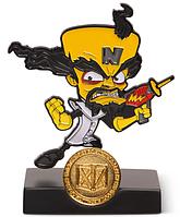 Power A Heavy Metal Crash Bandicoot Statue Dr.Neo