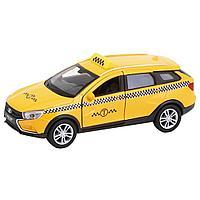 Welly: 1:34-39 LADA VESTA SW CROSS такси