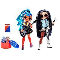 L.O.L.: Набор из 2х коллекционных кукол OMG - Музыкальный дуэт