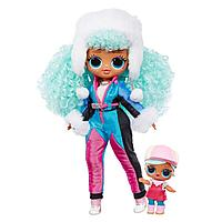 L.O.L.: Кукла OMG Winter Chill Icy Gurl and Brrr B.B.