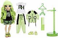 Poopsie: Кукла Rainbow High Джейд Хантер, 28 см