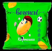Вегенсы  Картофель сушеный без соли 50 гр