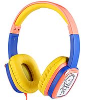 Наушники HARPER KIDS HN-302 Orange-Blue