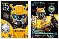 Блокнот 40 л. A6 Transformers 6